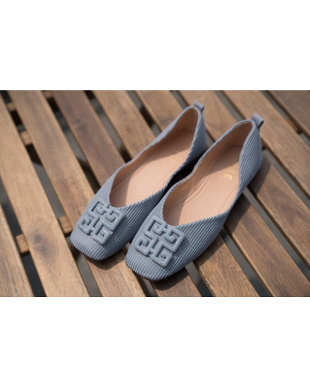 sandy shoes blue