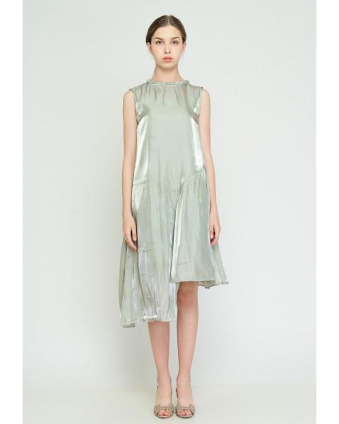 Cianna Dress Green