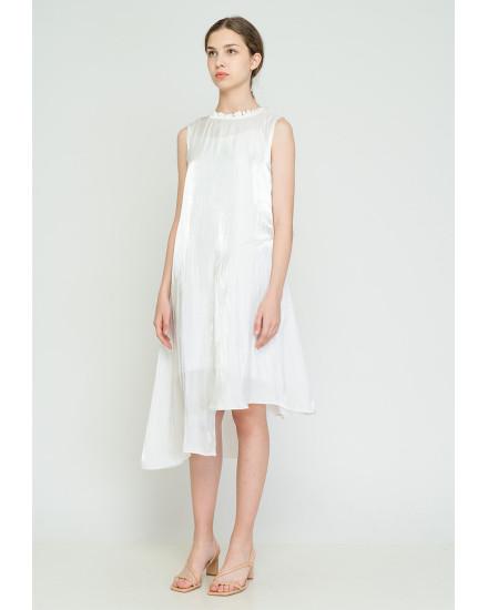Cianna Dress White