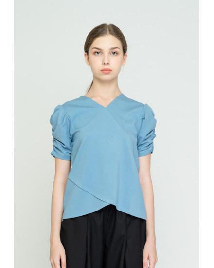 Milani Blouse Blue