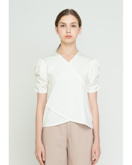 Milani Blouse White