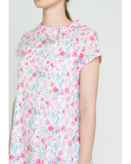 Evinna Dress Pink