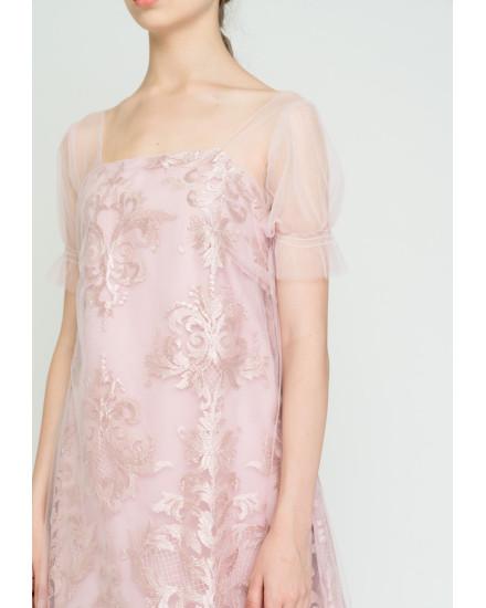 Catina Dress Pink