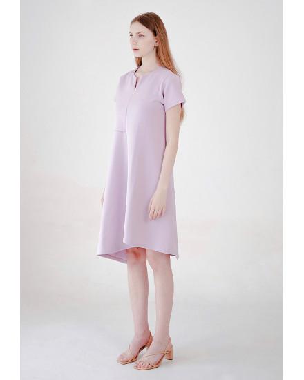 Shanika Dress Purple