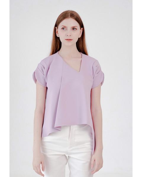 Ercilia Top Lilac