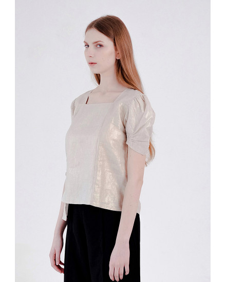 Annisty Top Gold