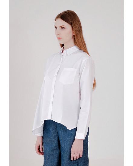 Mavis Top White