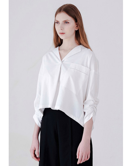 Jovienne Shirt White