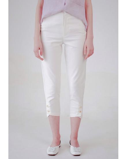 Zarrie Pants White